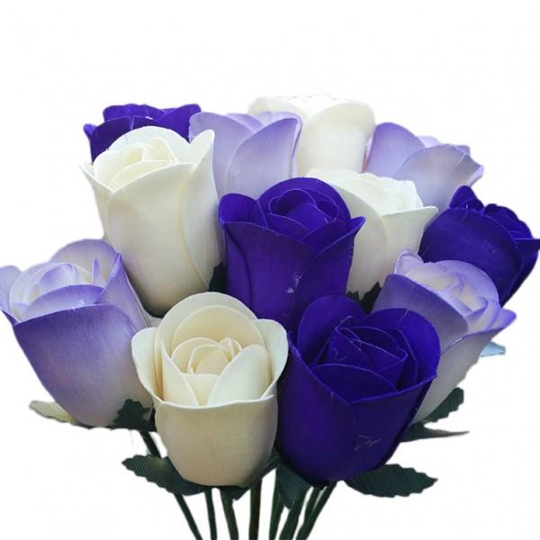 half-open-roses-wooden-dozen